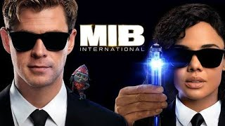 Men In Black International, most funny scene by Chris Hemsworth aka Thor