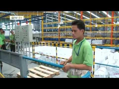 Vietnam  ein Land im Aufbruch | Made in Germany