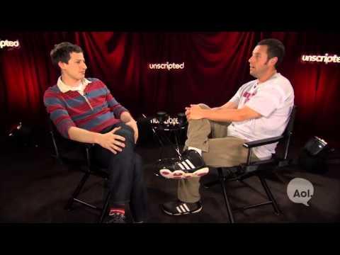 'That's My Boy' | Unscripted | Adam Sandler, Andy Samberg