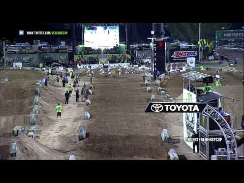 Monster Energy Cup 2013 -- Amateur Rider, Austin Forkner to Race Monster Energy Cup