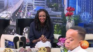 የዘመን ድራማ ተዋንያኖች፣ፓፒ፣አስፋዉ መሸሻ ዉድድር/Sunday With EBS VERY FUNNY SINGING CONTEST