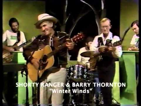 Shorty Ranger Barry Thornton Winter Winds Chords Chordify