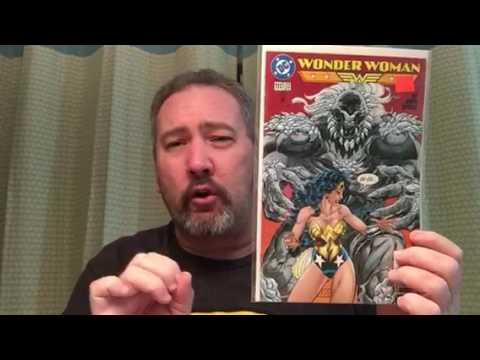 New comic books and Wonder Woman