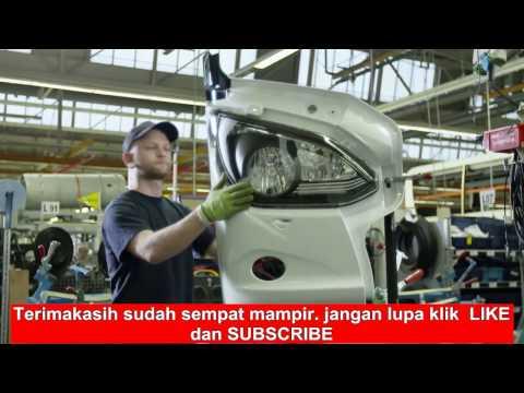 MENGINTIP PABRIK proses pembuatan bus Mercedes-Benz. MENAKJUBKAN!!!