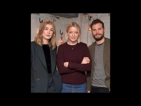 Jamie Dornan, Rosamund Pike - BBC Radio 6 Music