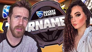 Could you beat Athena and I in a Tournament?! thumbnail