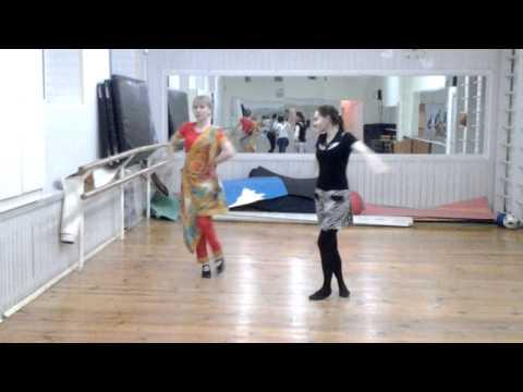 Гузариш. Индийский танец.Ульяновск