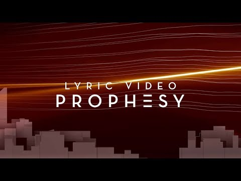 Prophesy | Official Planetshakers Lyric Video