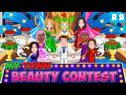 My Town : Beauty Contest (By My Town Games LTD) - New Best Apps for Kids