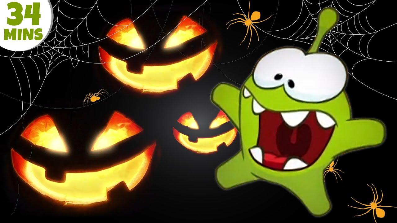 Halloween   Om Nom Stories: Halloween Special   Halloween Cartoons ...