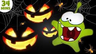 Om Nom Stories: Halloween Special Episode | Cartoons for Children by HooplaKidz TV