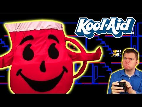 Kool-Aid Man Atari/Intellivsion Video Game Review S3E10   The Irate Gamer