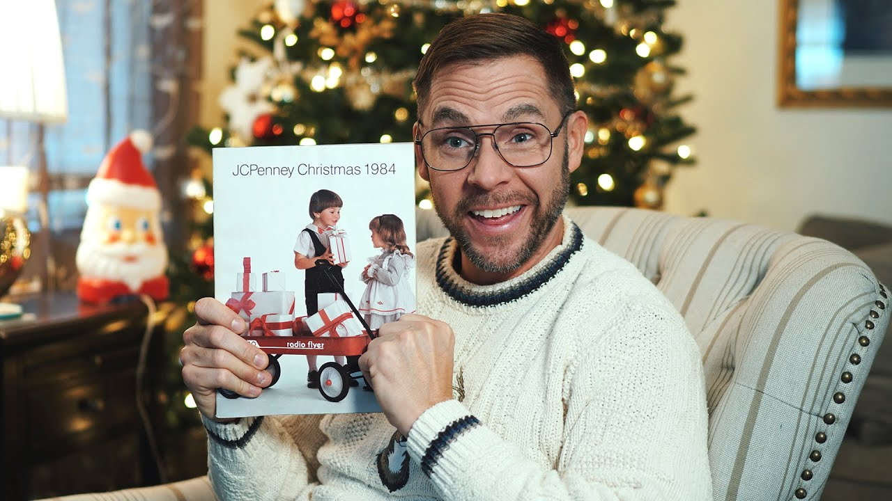 Pittsburgh Dad Reads the 1984 JC Penney Christmas Catalog