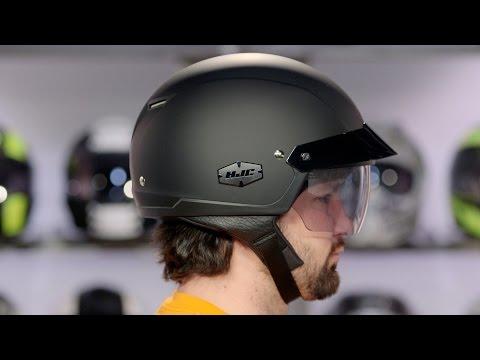 HJC IS-Cruiser Helmet Review at RevZilla.com