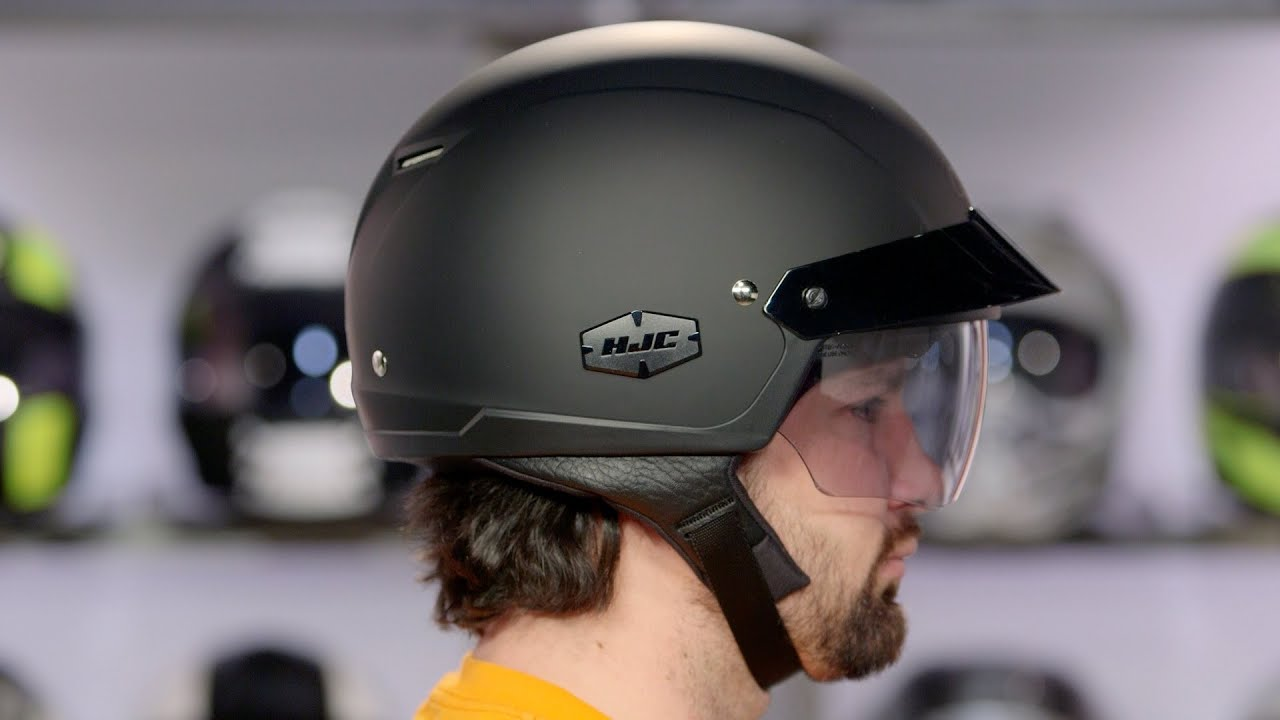 Hjc Is Cruiser Helmet Review At Revzilla Com Youtube