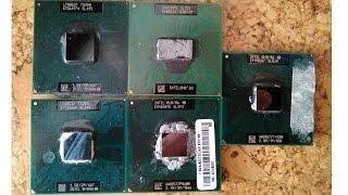 Laptop-CPU aufrüsten