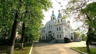 Божественная литургия 4 августа 2020 г., Храм Рождества Христова, г. Екатеринбург