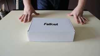 Unboxing Munchkin Fallout
