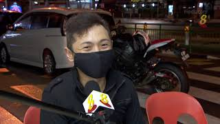 【冠状病毒19】餐饮场所人潮重现 业者加强防疫措施