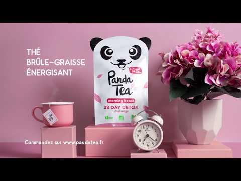 Vidéo Spot TV Panda tea - Voix Off: Marilyn HERAUD