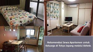 Gambar cover Rekomendasi Sewa Apartemen untuk Keluarga di Tokyo Jepang melalui Airbnb