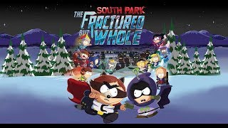 South Park™: The Fractured But Whole™ Прохождение Обзор На русском Соус Парк  Путь война! №2