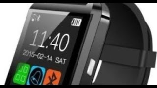 Bingo U8 Smart Watch (Affordable Smartwatch 2017)