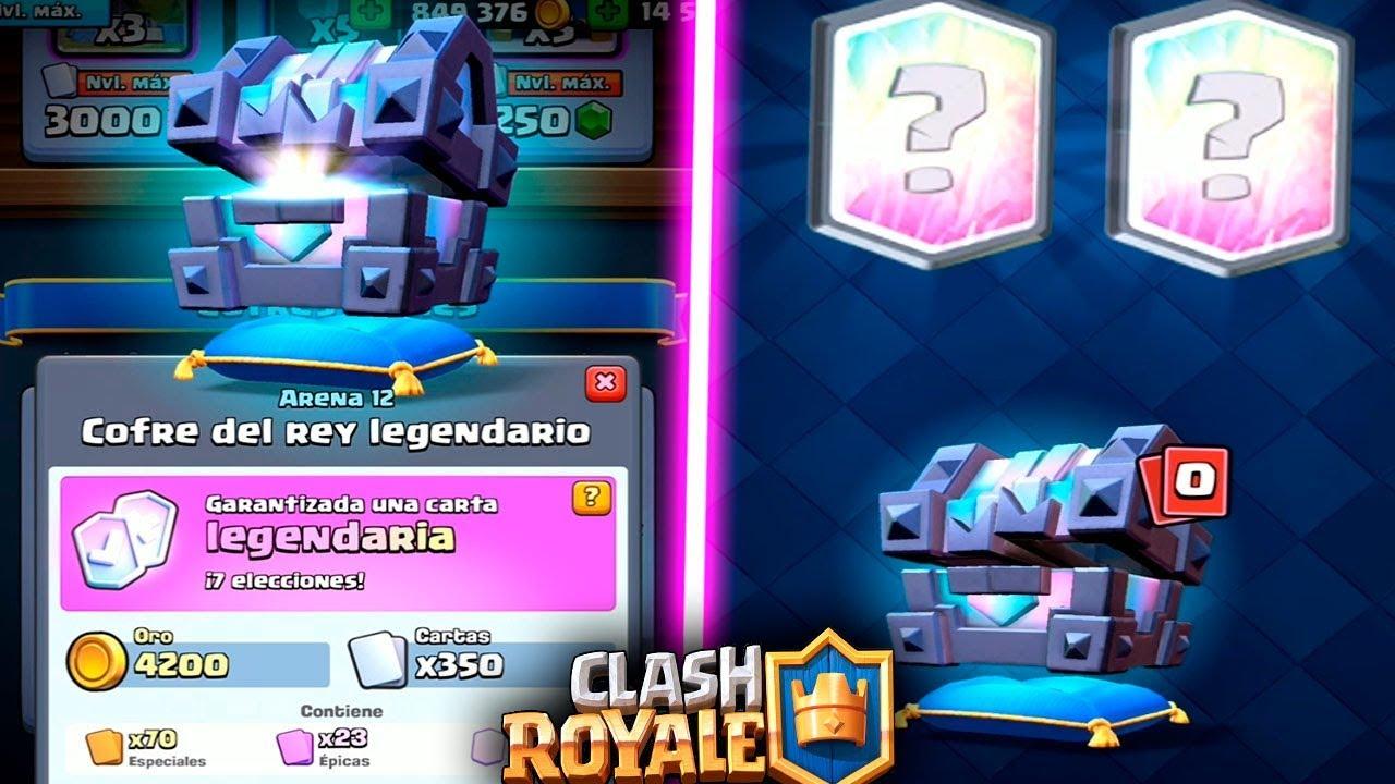 Nueva Legendaria Fantasma Real Abrimos Los Nuevos Cofres