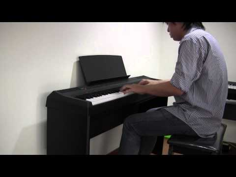 เปียโนไฟฟ้า YAMAHA P105 Sound Check by Grand Piano Gallery