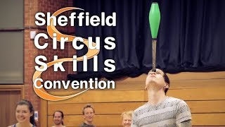 Video Sheffield Circus Skills Convention 2018 download MP3, 3GP, MP4, WEBM, AVI, FLV Juli 2018