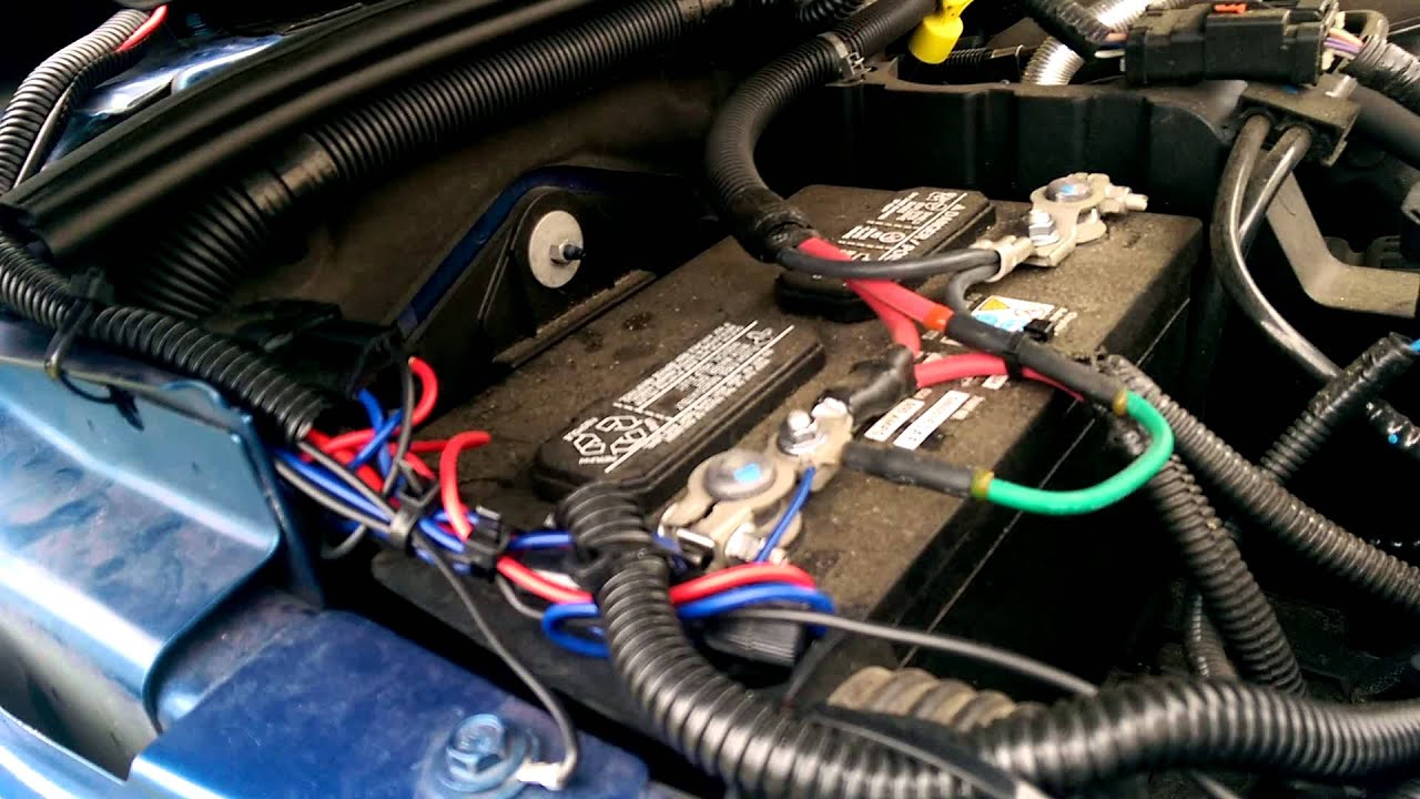 Kc Hilites C2 Ae 6310 Roof Mount Wiring Harness - Wiring ... on