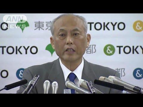 """舛添都知事""""政治資金疑惑""""釈明会見ノーカット02(16/05/13)"""