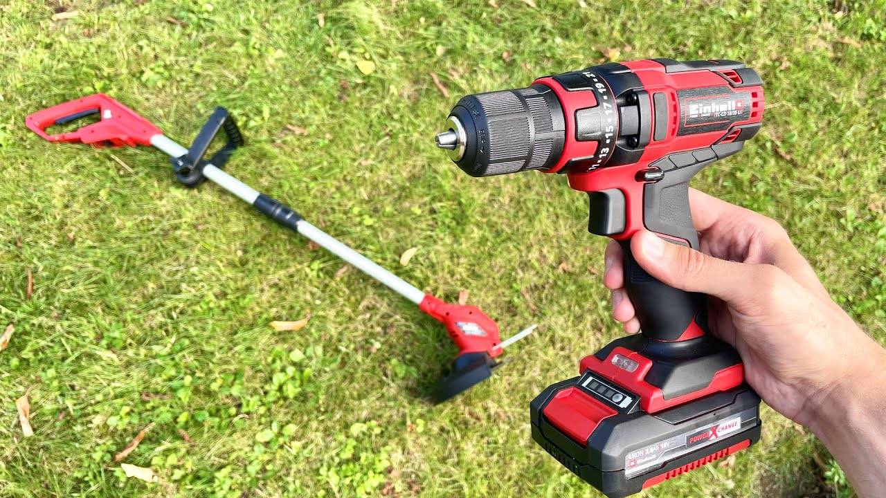 TOP 5 Einhell Cordless Tools | Power X-Change