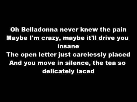 Belladonna~UFO~Lyrics