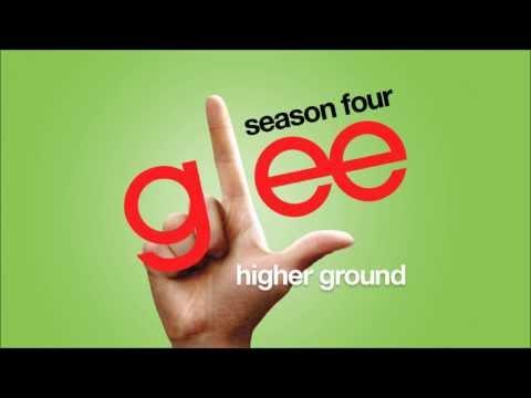 Higher Ground   Glee [HD FULL STUDIO]