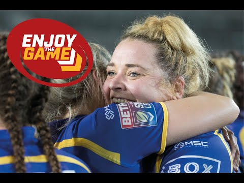 ENJOY THE GAME - Rugby League 2020