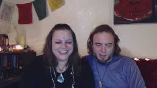 Written In The Stars - JB and Starseed Twin Flames In Union Discussing Life Before Reunion