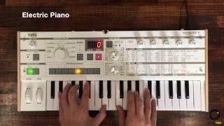 KORG microKORG S #1 | Play Presets Sound