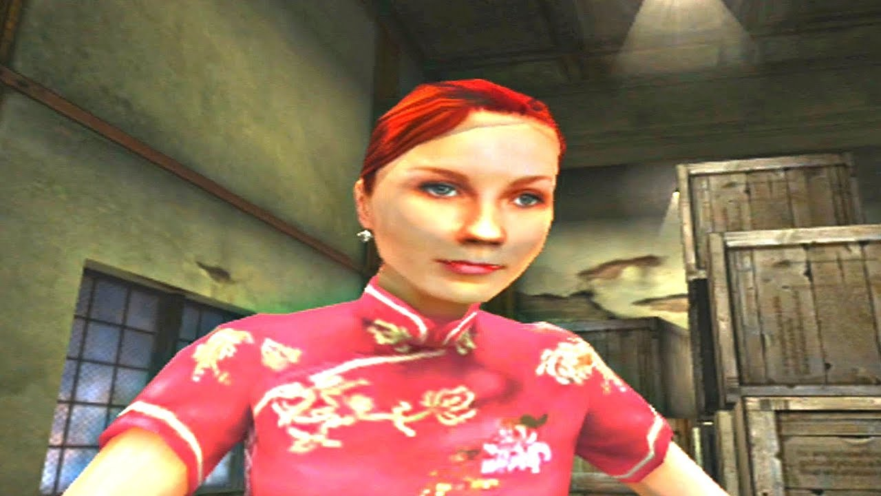 Spider-Man (2002) - Playing as Mary Jane (Mary Jane ...