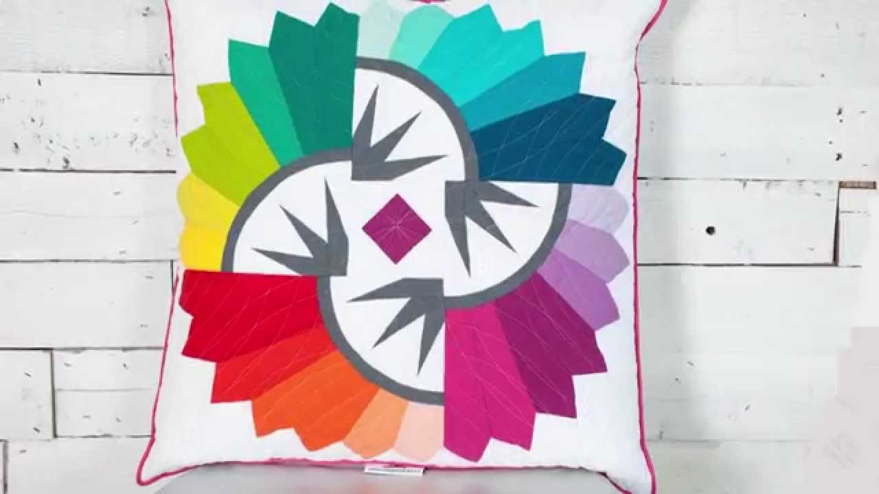 Quiltworx Dresden Plate Promotional Video  sc 1 st  YouTube & Quiltworx Dresden Plate Promotional Video - YouTube