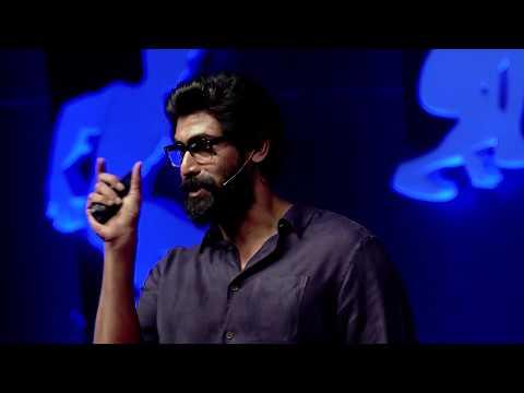 Redefining Storytelling   Rana Daggubati   TEDxHyderabad
