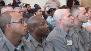 HCC Hawk TV Photo Essay Criminal Justice Teach In