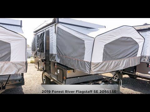 2019 Forest River Flagstaff SE 206STSE Video Tour From Lazydays