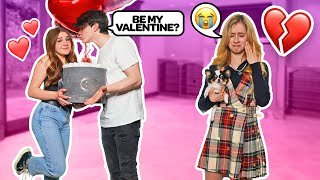 BEING MEAN To My GIRLFRIEND To See How She Reacts **VALENTINE'S DAY PRANK** 💔|Jentzen Ramirez