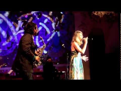 Alma Simonne - Rita Rouge - Live at Palau de la Música de Barcelona