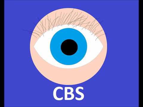 CBS Eye blooper *WARNING: NIGHTMARE FUEL* (121417B)