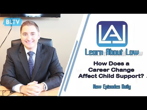 How Does a Career Change Affect Child Support? Illinois Child Support | Learn About Law