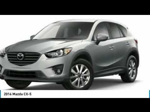 2016 Mazda CX-5 19AT5467B