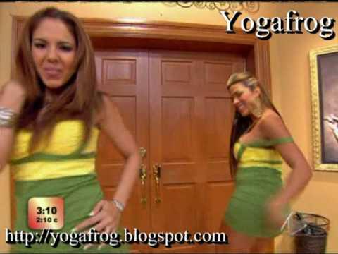 Escandalo tv sexy dancer isis