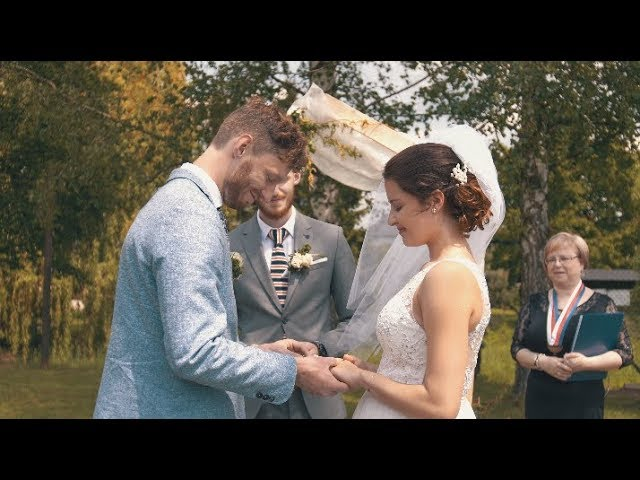 Wedding Story ♥ Nikol & Tomáš